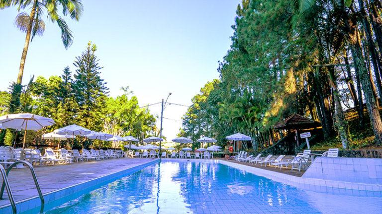 Aproveite as férias de verão no interior de São Paulo com o Hotel Estância Atibainha