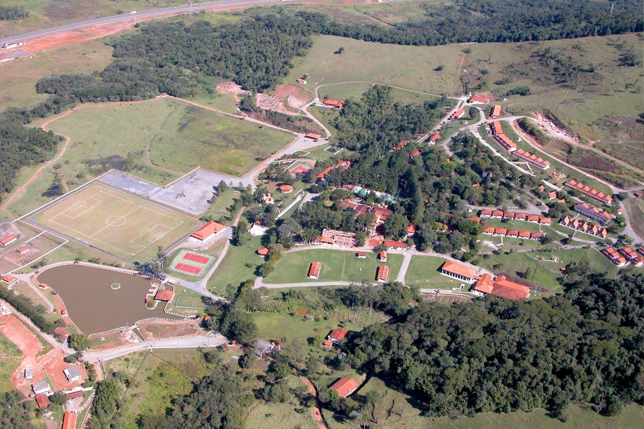 Hotel Estância Atibainha Resort & Convention - foto aérea