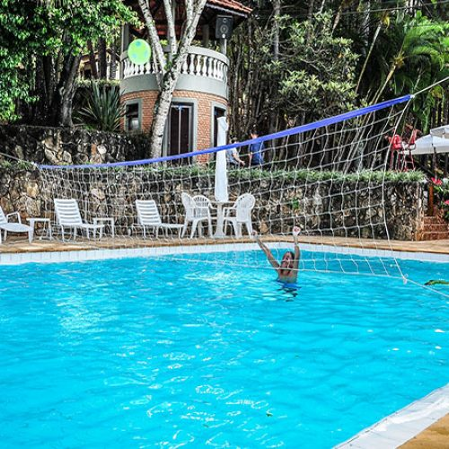 Resort SP Atibainha Lazer